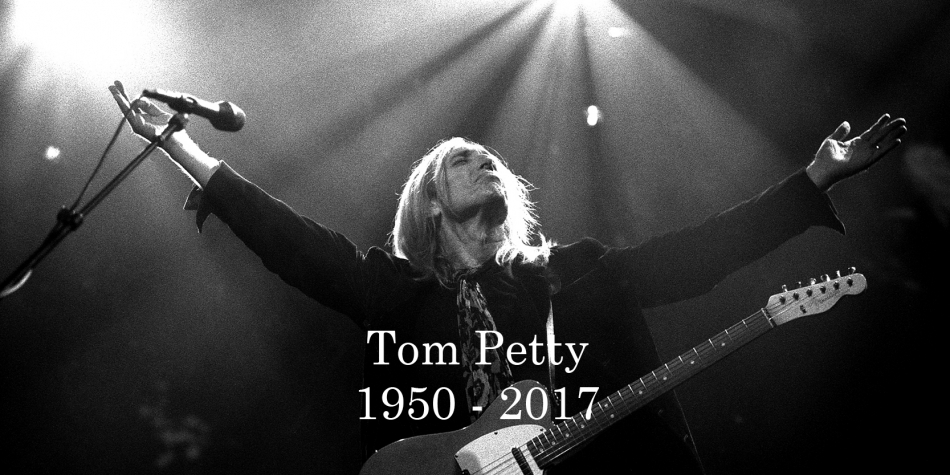 Tom Petty Passes Away
