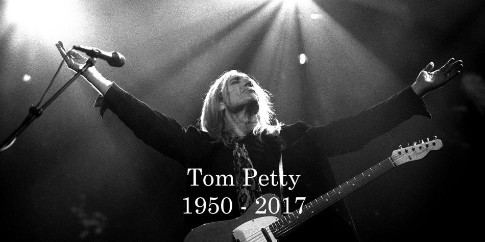 Tom Petty Passes Away