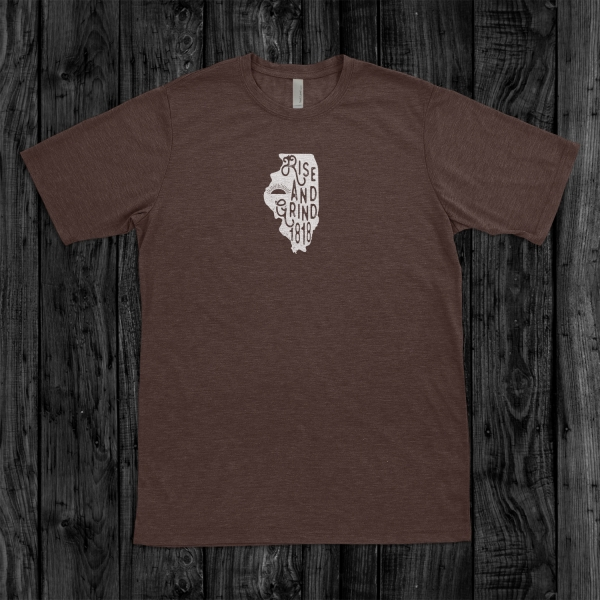 Rise and Grind Coffee Crossfit T-Shirt